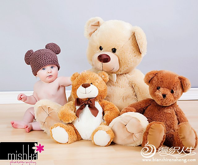 Bear and Kitty Baby Hats.jpg