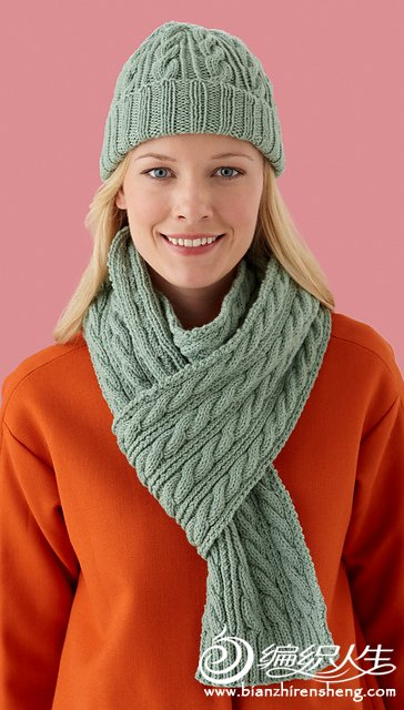 Cable Twist Hat & Scarf Set.jpg