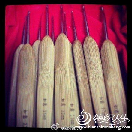木头针 很好用!