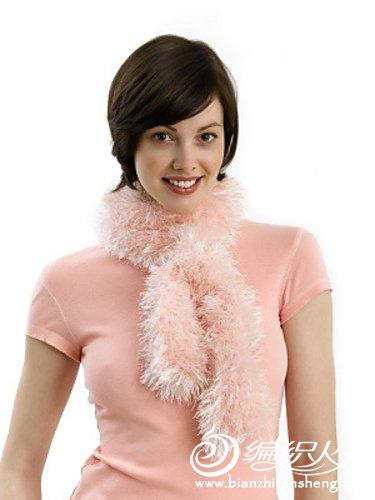 Knit for a Cause Fun Fur Scarf.jpg