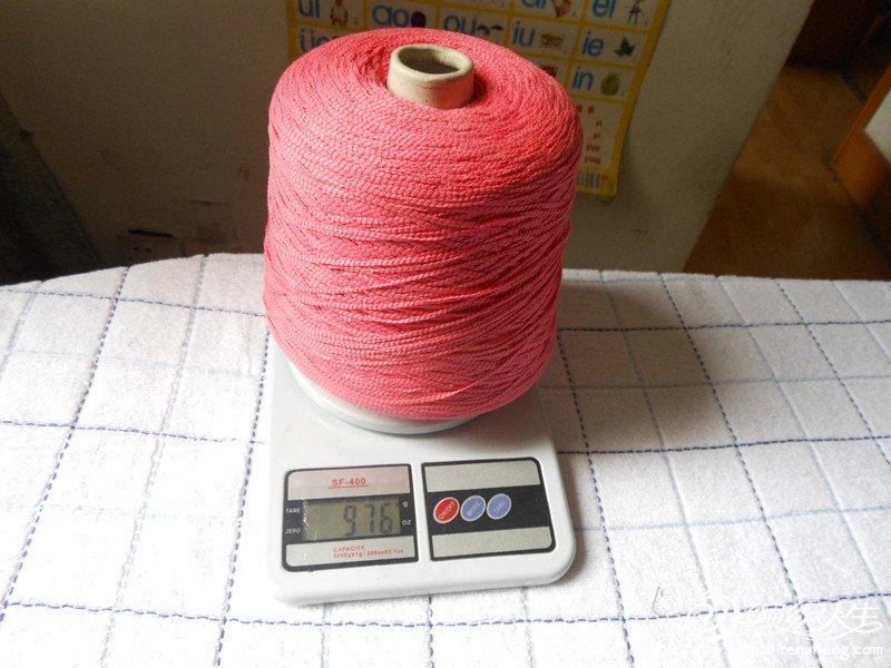 红色棉扁带976克25元