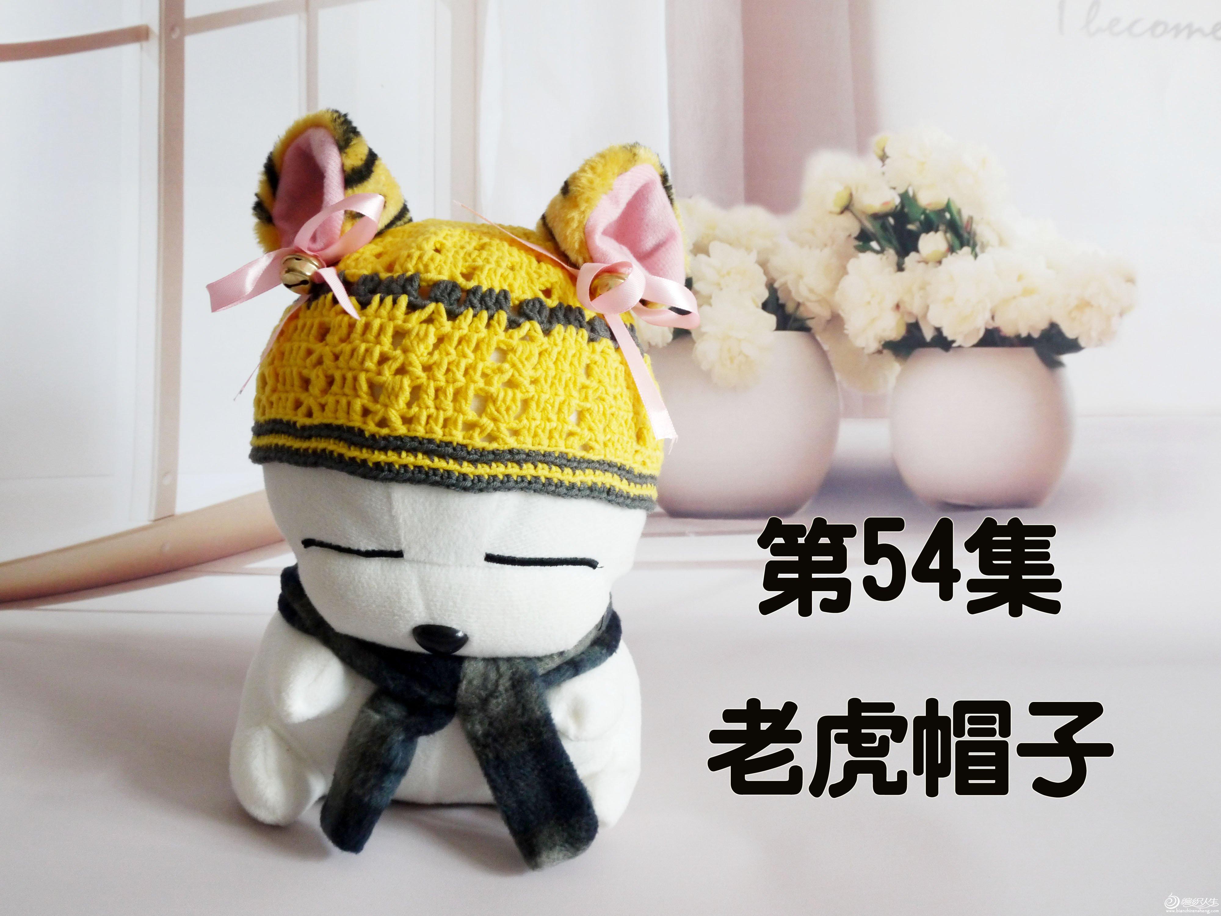 完美叶子-小老虎帽子