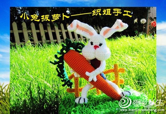 小兔拔萝卜——织姐手工 (2).jpg