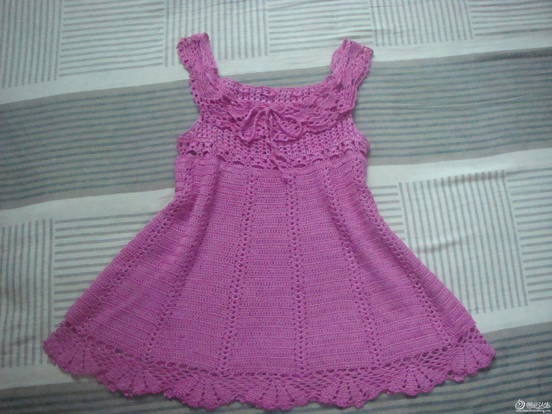送给宝贝的六一儿童节礼物 背心裙