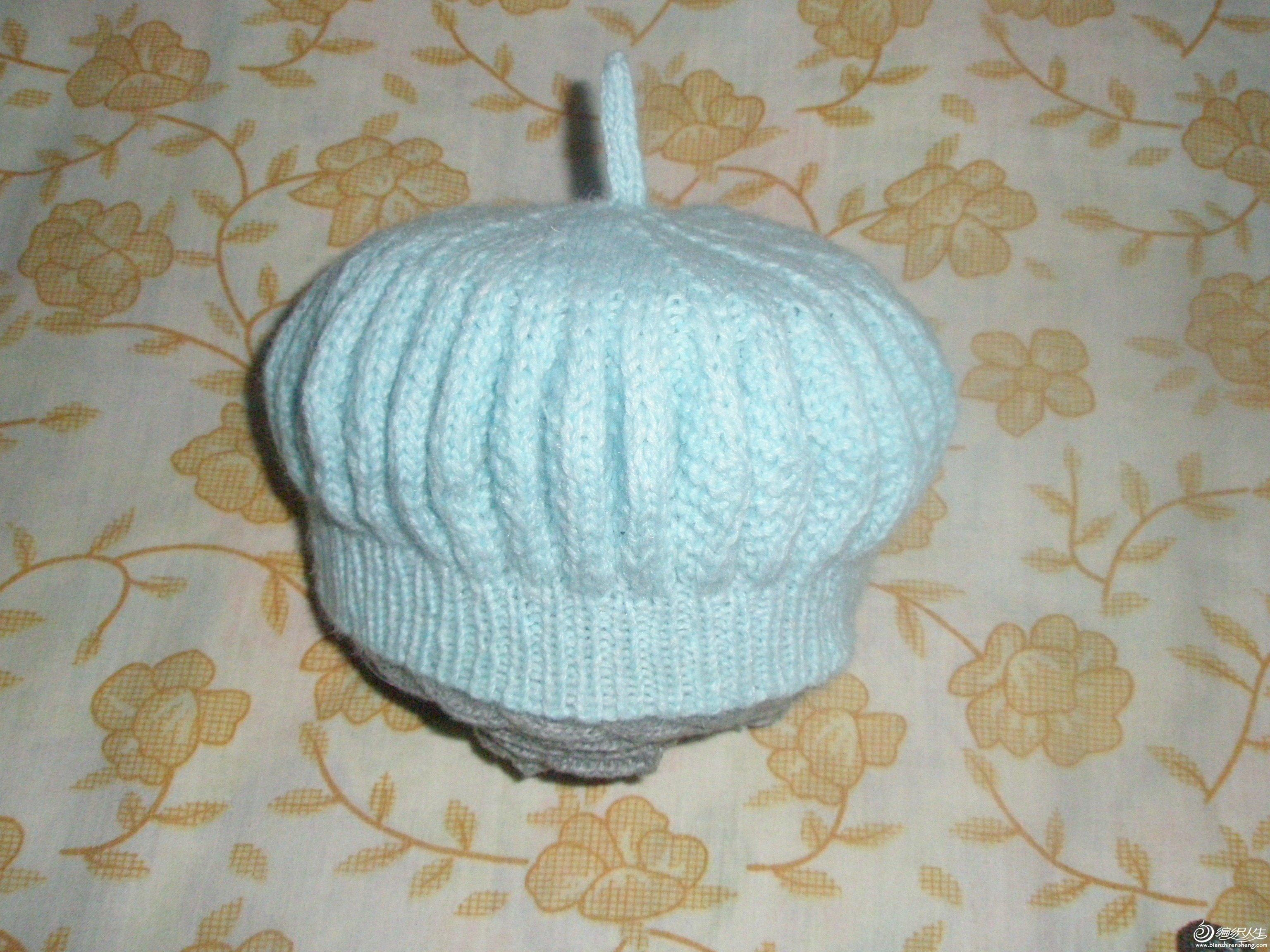 宝宝多角帽