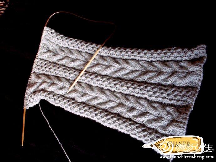 羊绒围巾二