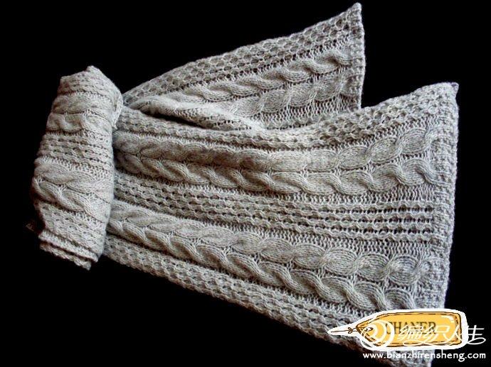 羊绒围巾一