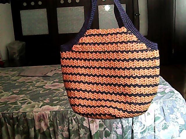 棉草拉菲波浪包包