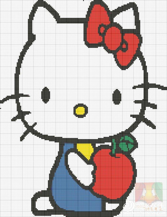姐妹毛线-童装编织图KITTY猫.jpg
