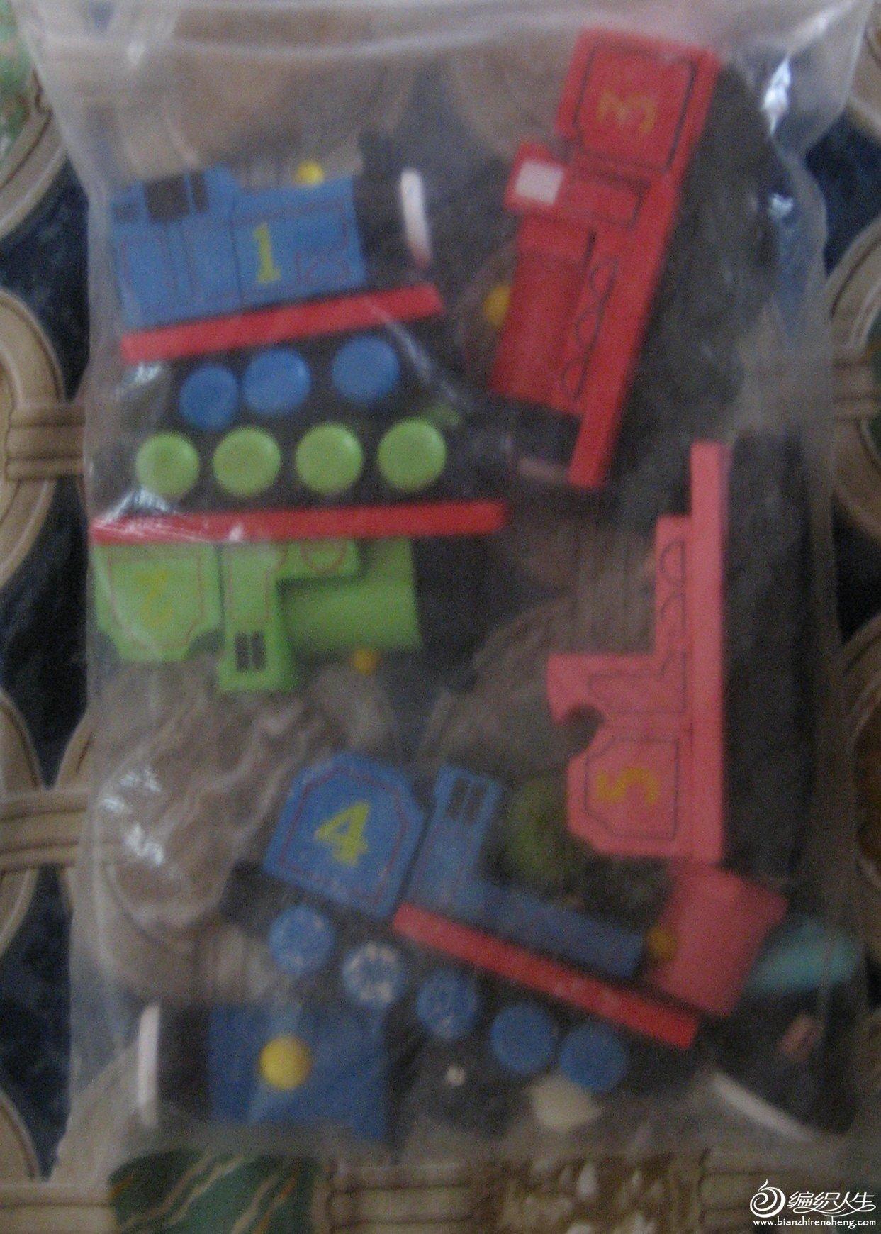 汤玛士小火车,微型,10元