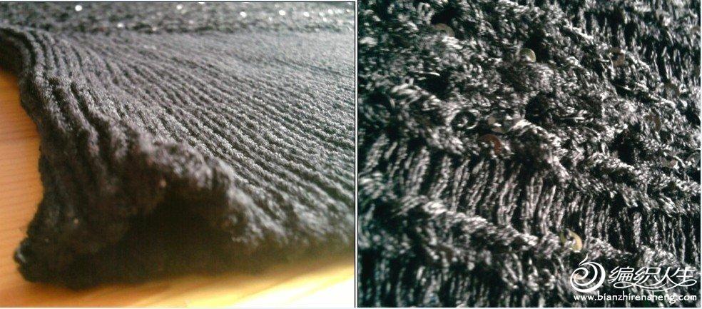 洗了没出绒,是好线吧,织有沙沙的感觉
