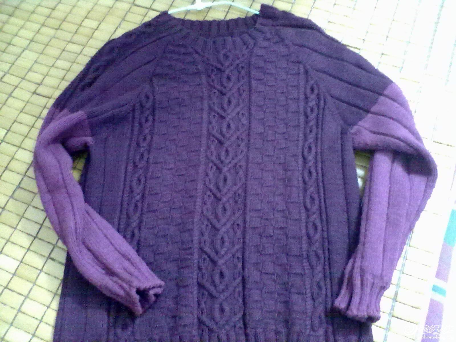 我家婆的毛衣