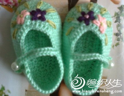 绿色搭襻鞋.jpg