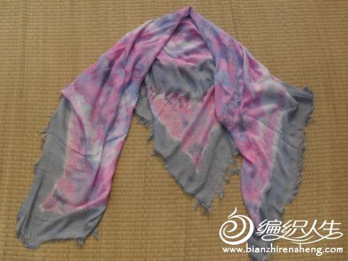 围巾,棉,全新,15元