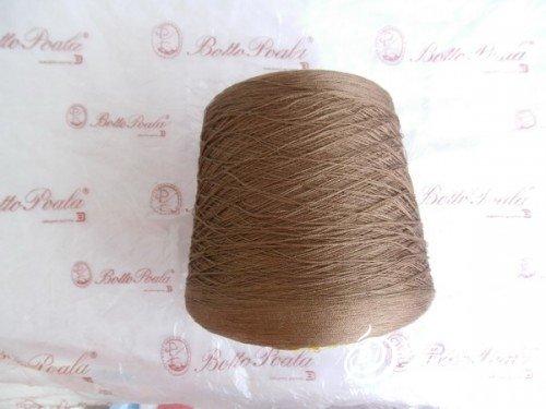 意大利BOTTO80%真丝5%山羊绒15%美丽诺0.9斤65元