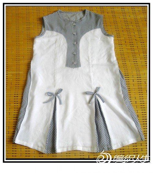 专题 马甲裙子       长白参 版块:[服装设计与裁剪] 本帖最后由 长白