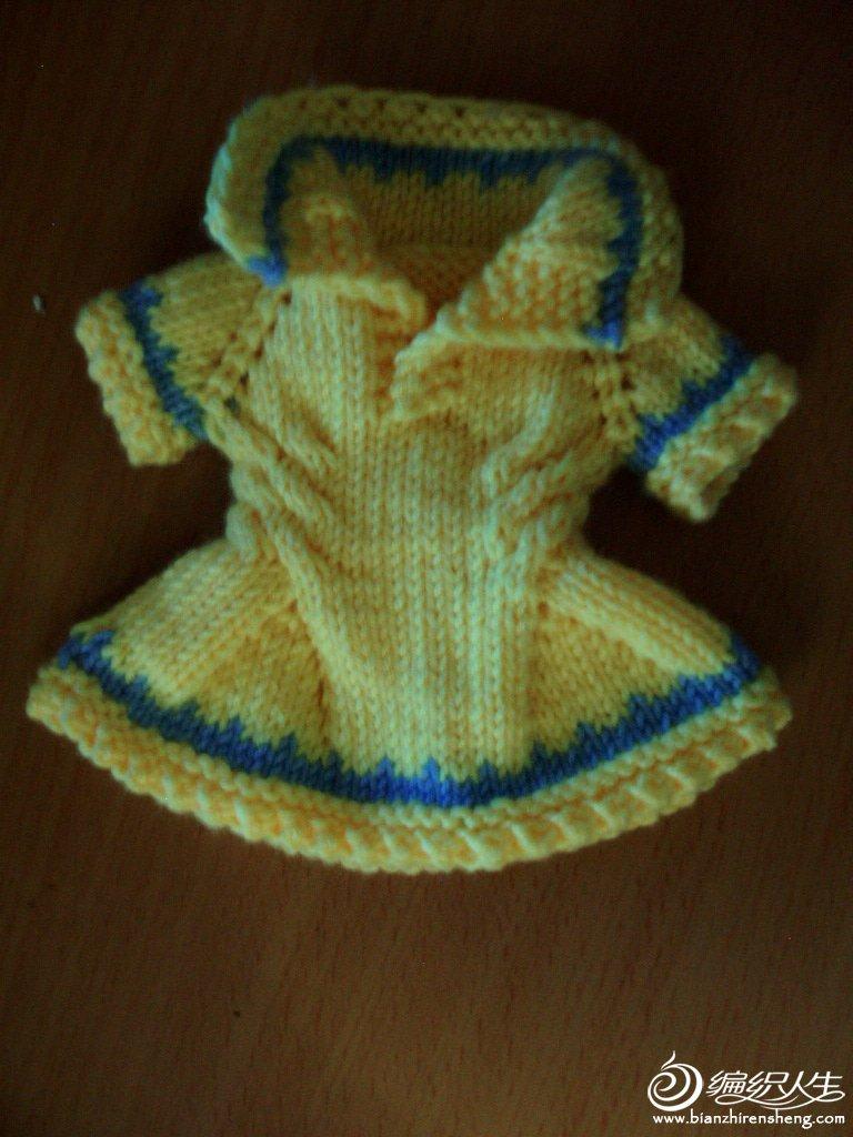 玩偶小毛衣