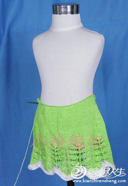 浅绿白色小裙子.JPG