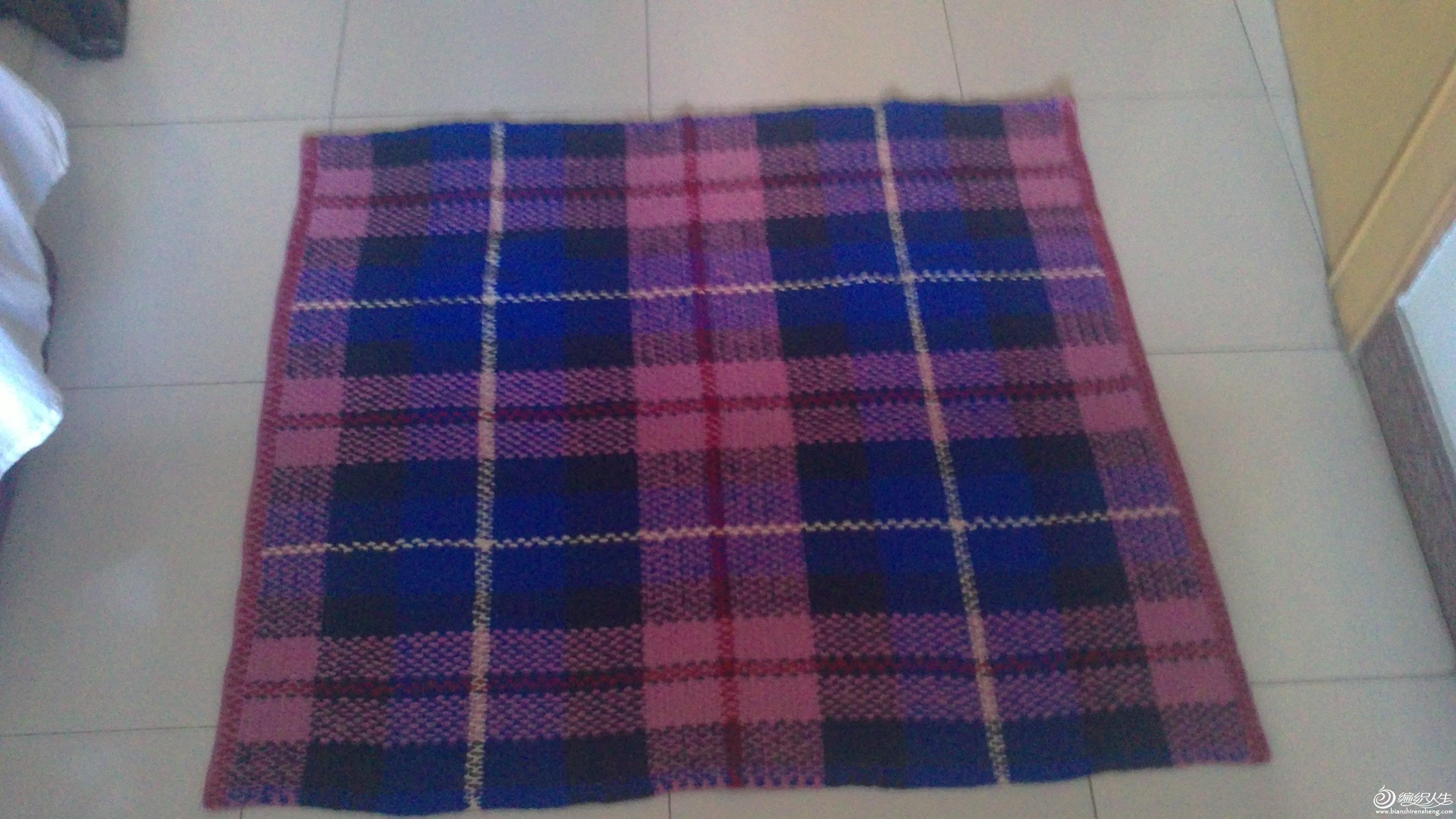 苏格兰毛毯