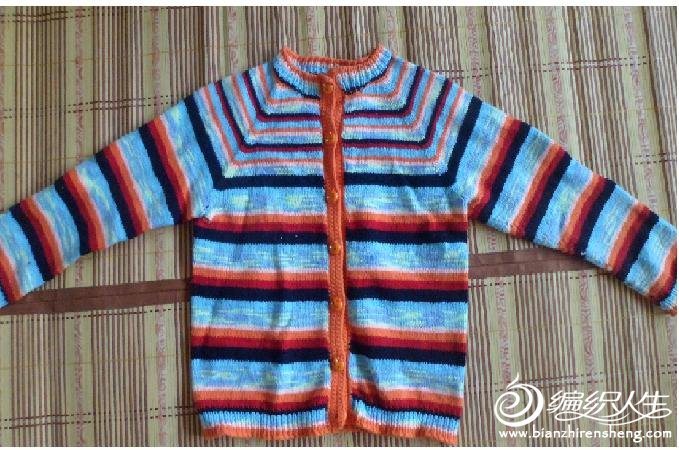 彩色毛衣1