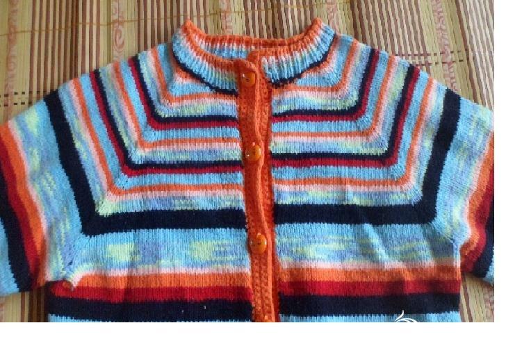 彩色毛衣2