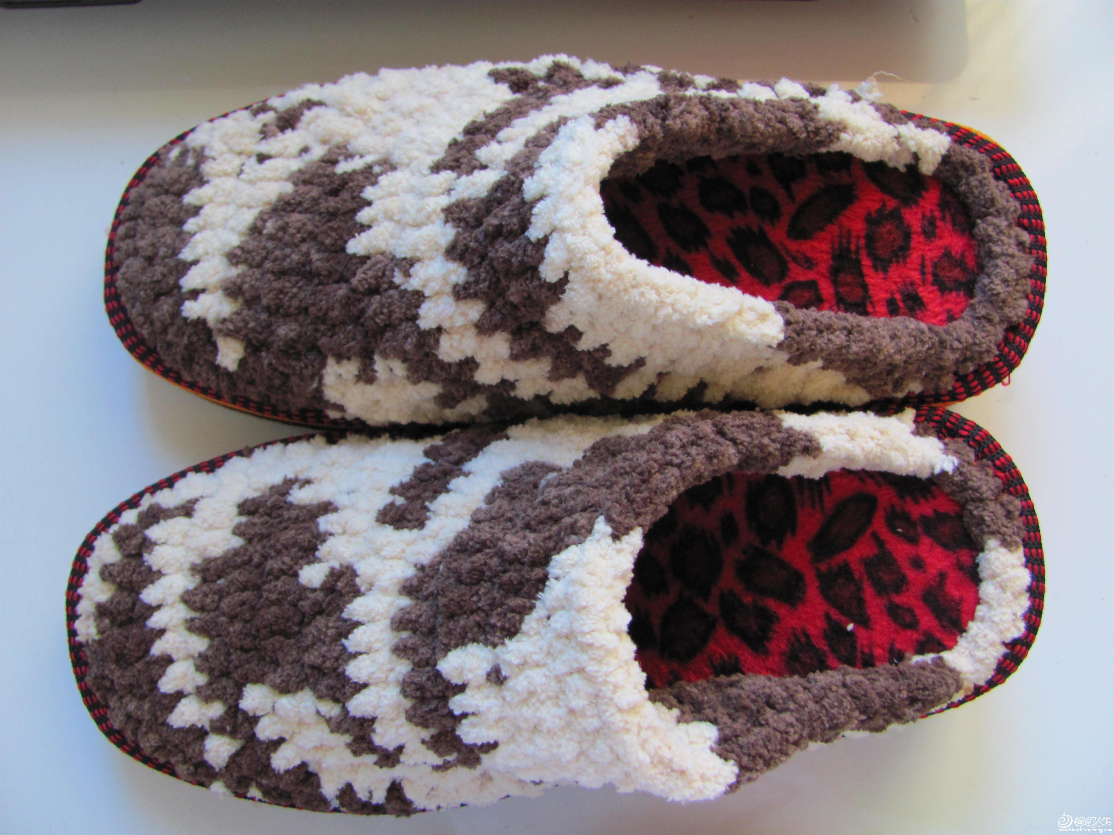 给妈妈的鞋子~