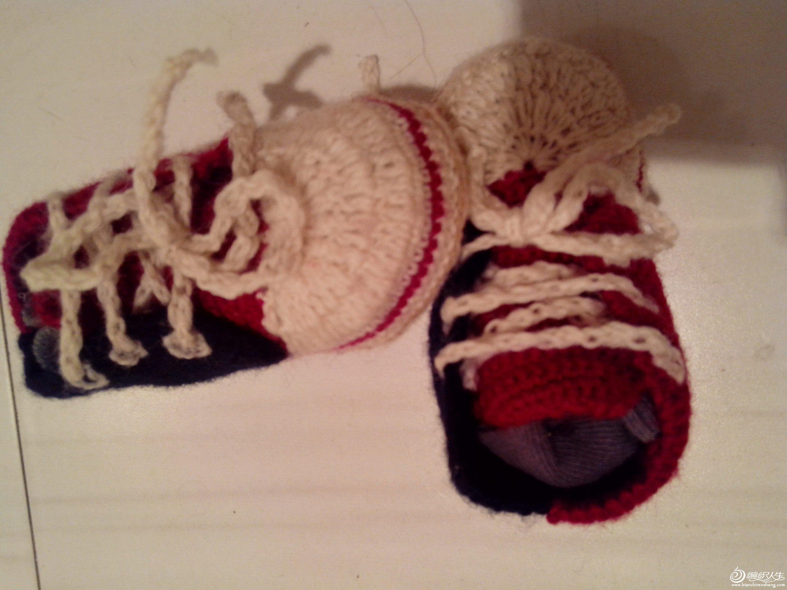 超可爱的宝宝球鞋