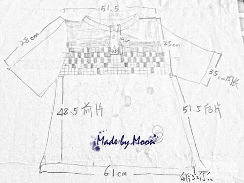 [男式毛衣] 【Moon半原创】丛林迷彩,男士亚麻短袖T恤(新加尺寸图) - yn595959 - yn595959 彦妮