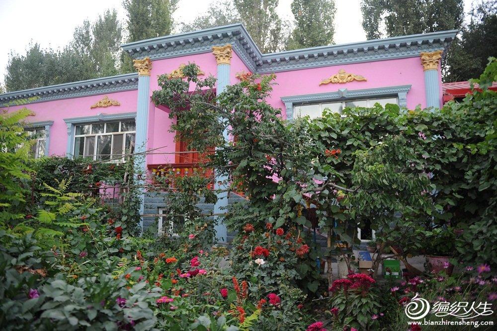 16,在伊宁市郊外的家庭花园。.jpg