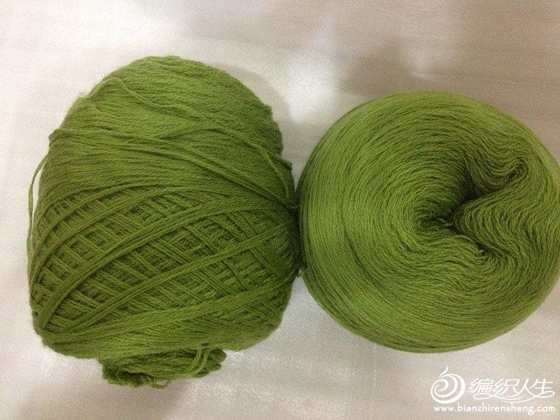 绿色羊毛.jpg