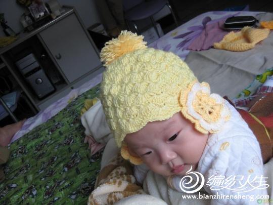 可爱宝宝帽