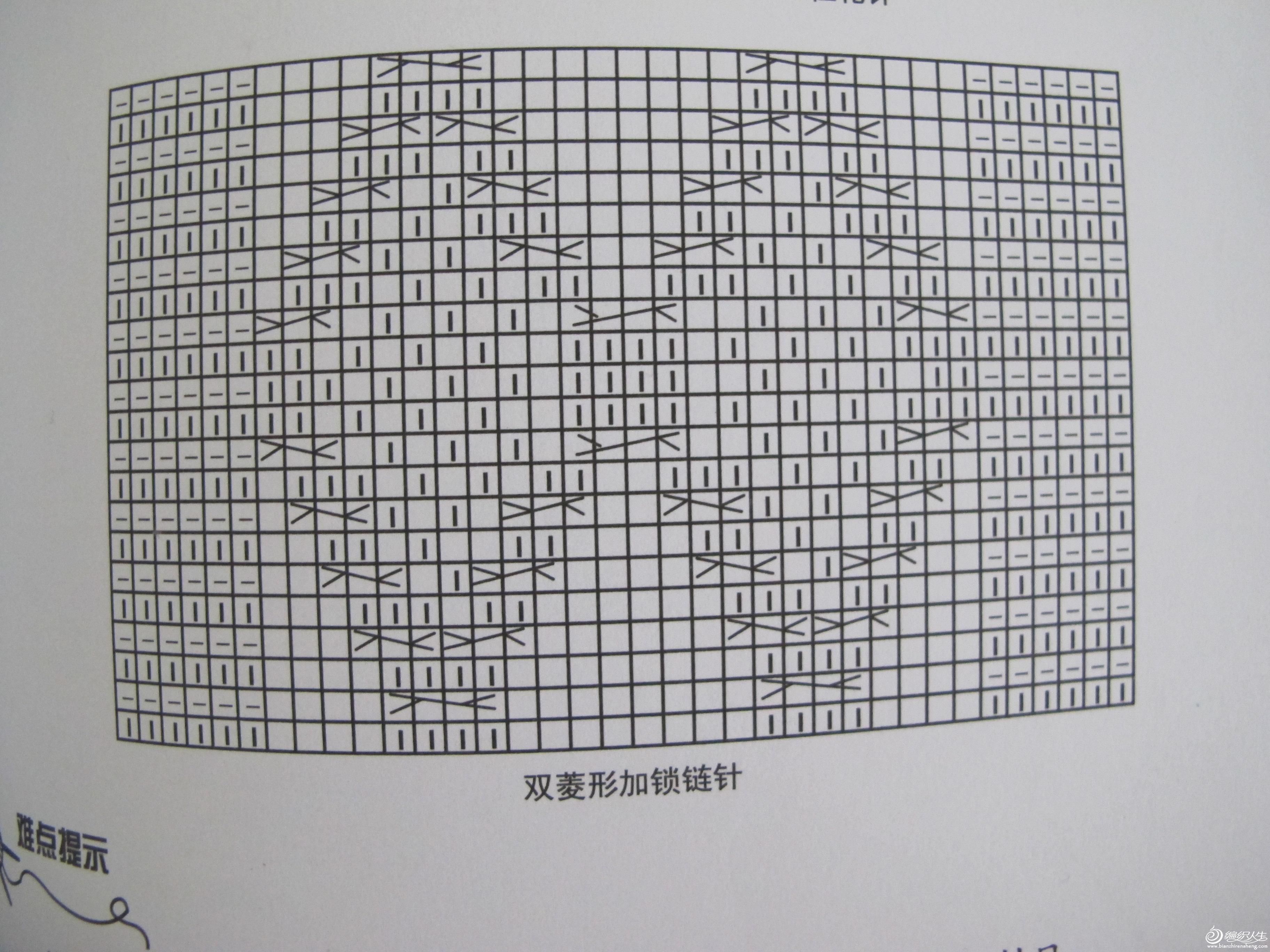 中間兩個菱形