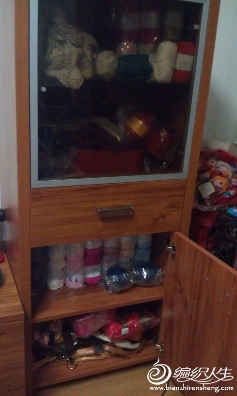 柜子是我的