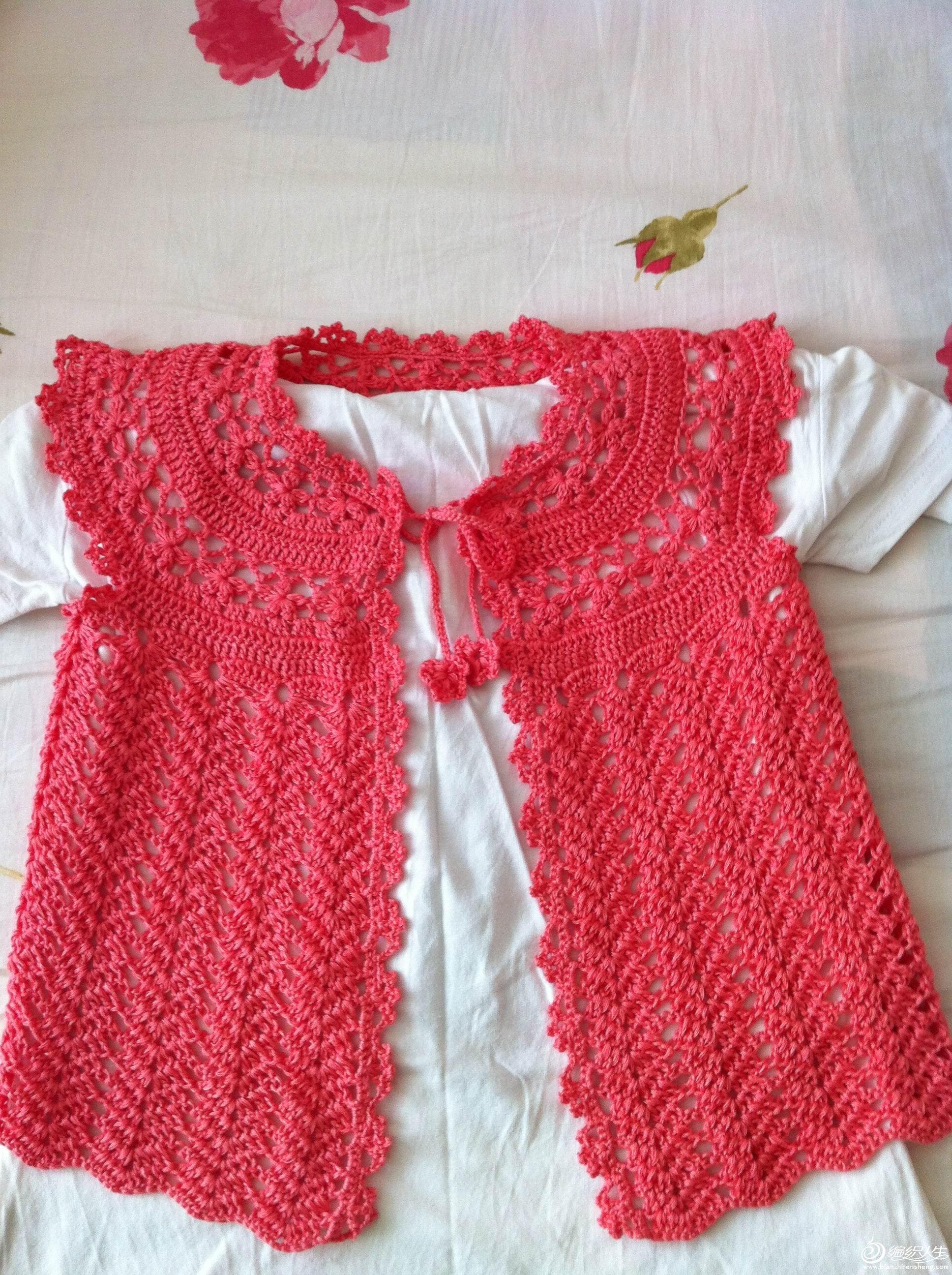 美美的西瓜红,可惜没有小姑娘衬衫打底