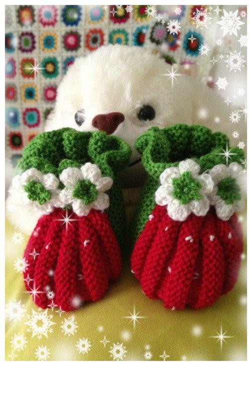我心动的草莓鞋