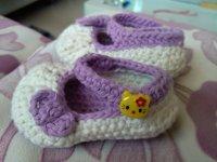 给宝宝准备的小鞋子