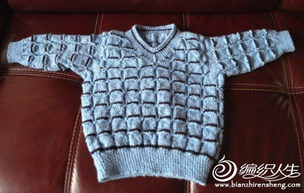 帅气的小毛衣