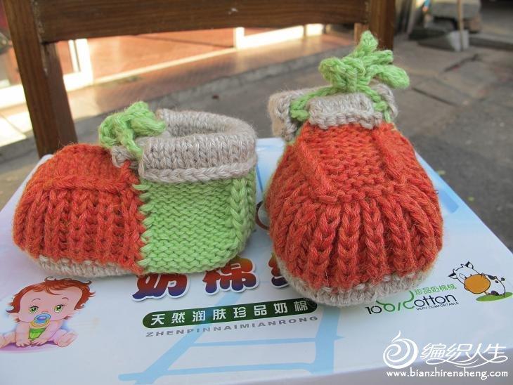 桔红婴儿鞋.jpg