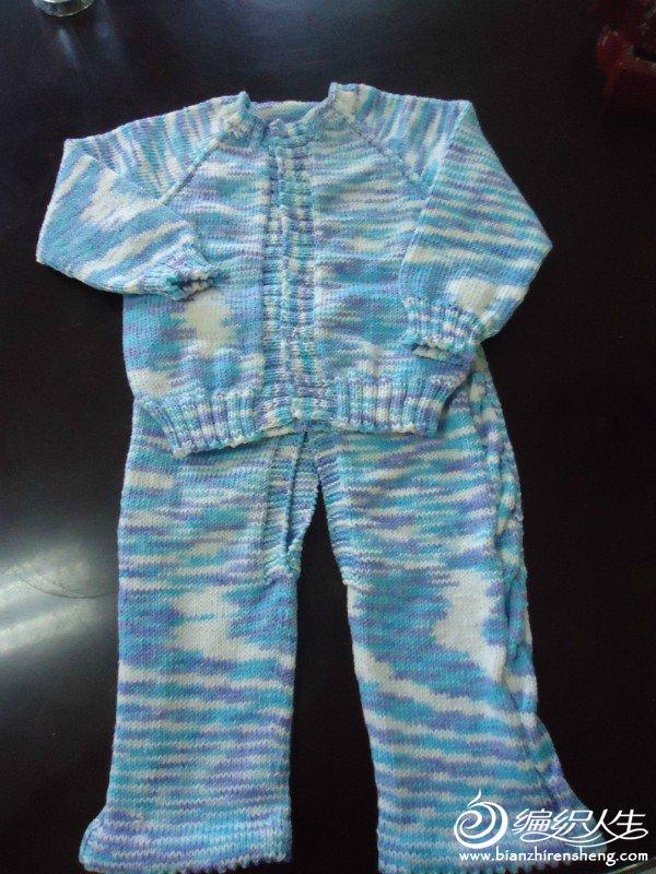 宝宝棉编织