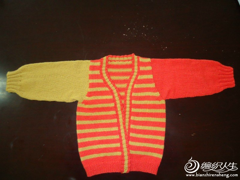 羊绒零头线编织