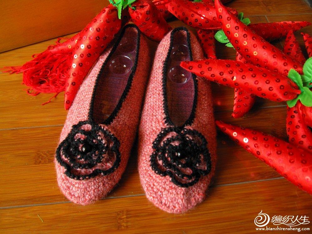 漂亮的毛线鞋 014.jpg