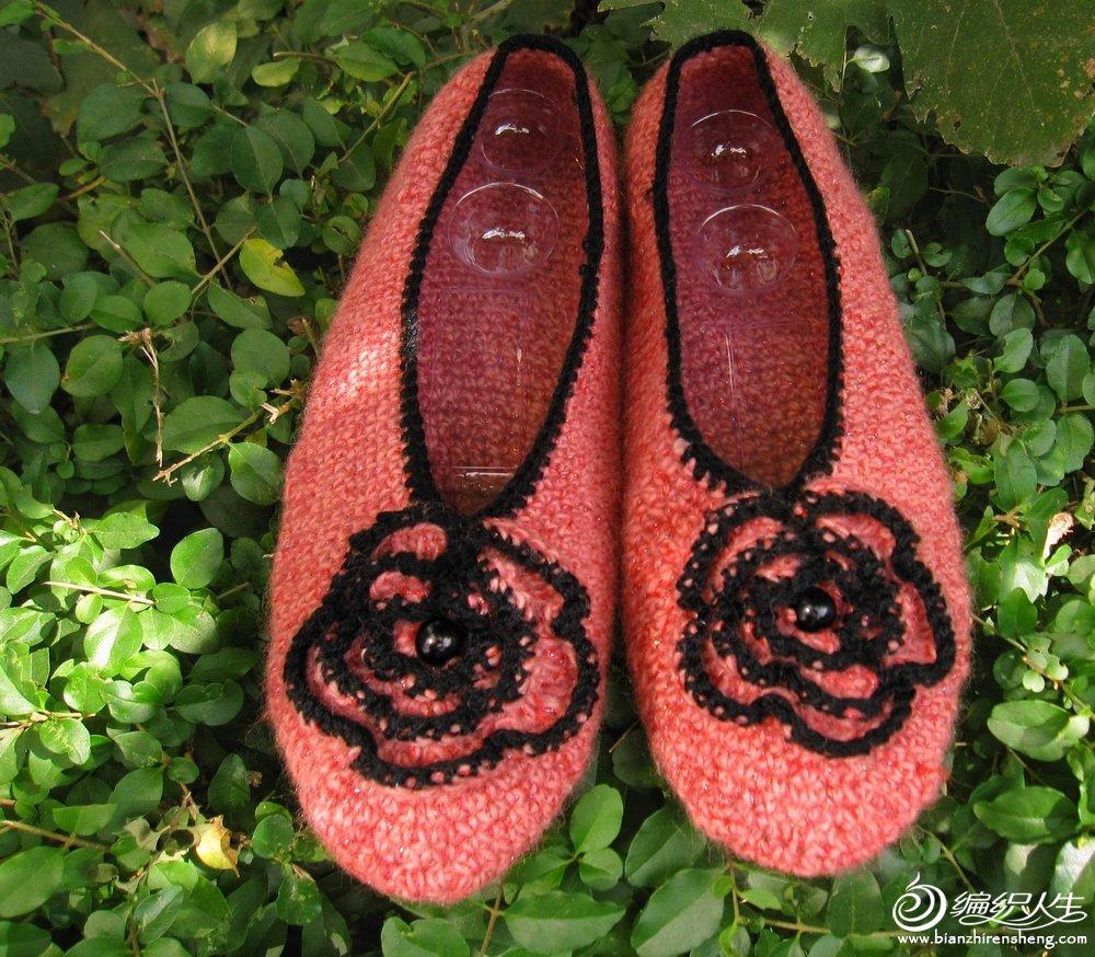 漂亮的毛线鞋 016.jpg