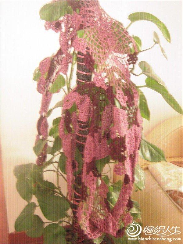 棉线围巾100元