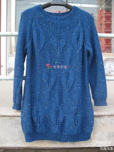 [女式毛衣] 【花落无息】致美丽的你 -- 休闲套衫 - yn595959 - yn595959 彦妮