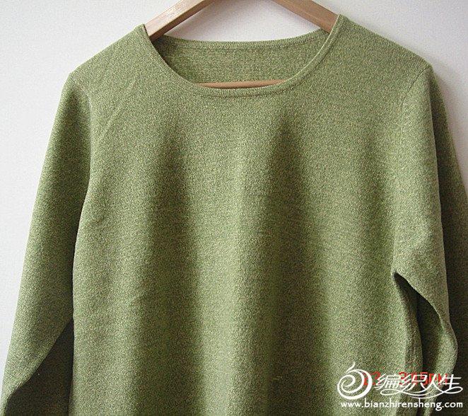 绿白色,1米65高穿,用线0.45斤