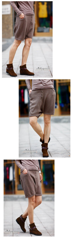 针织宽松休闲吊裆五分靴裤1.jpg
