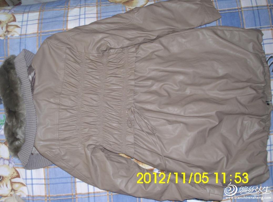 这是背面细节,衣长85cm,袖长63cm,原价368元,现价240元