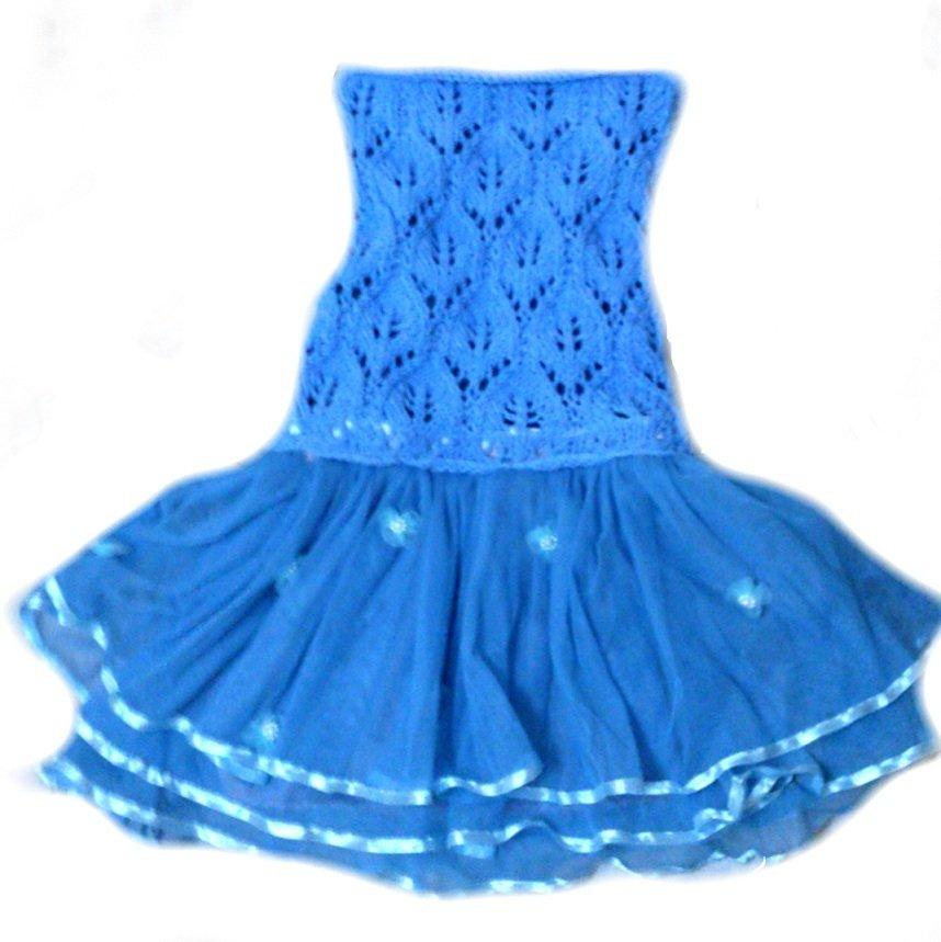 玫瑰裙子设计图