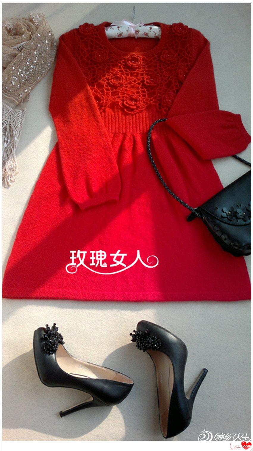玫瑰红裙-1.jpg