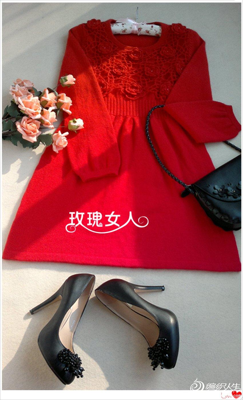 玫瑰红裙-2.jpg